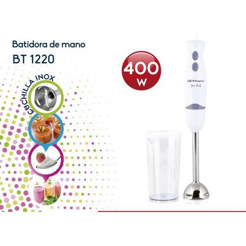 BATIDORA     ORBEGOZ BT 1220    400W